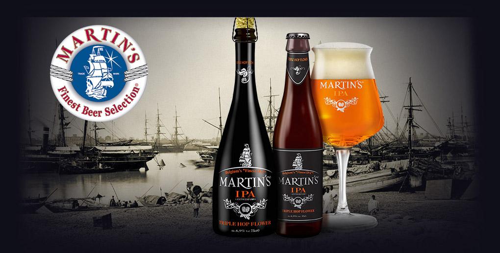 Esta Navidad ¡Regala cerveza!: Cesta 'Martin's Tribute'