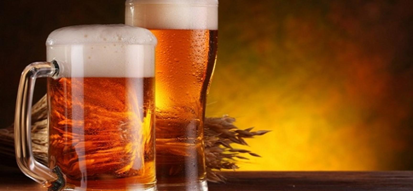 8 beneficios sorprendentes de la cerveza